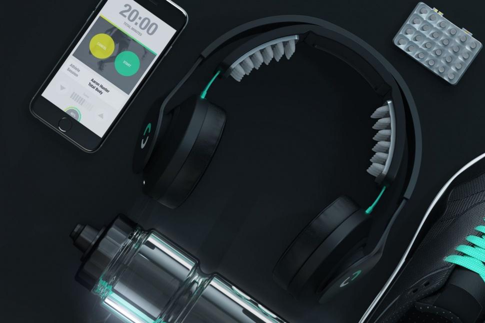 Halo Sports Wearable Headphones Encourage Effective Workouts Through 'NEUROSTIMULATION'