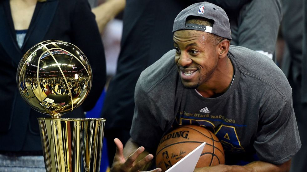 Golden State Warriors Won Championship Due To Wearables, Says Iguodala
