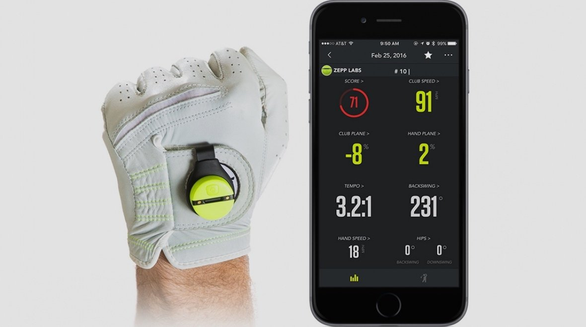 Zepp 2 Wearable Offers Improved Coaching With New Design For Golf, Baseball And Softball