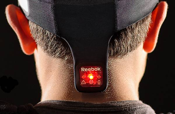 Checklight Head Impact Monitor Indicate Athletes Of Severe Head Blows