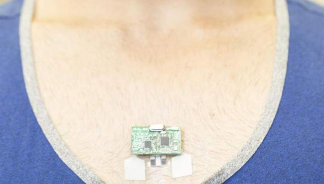 ChemPhys Patch Is A Revolution In Athletic Wearable World