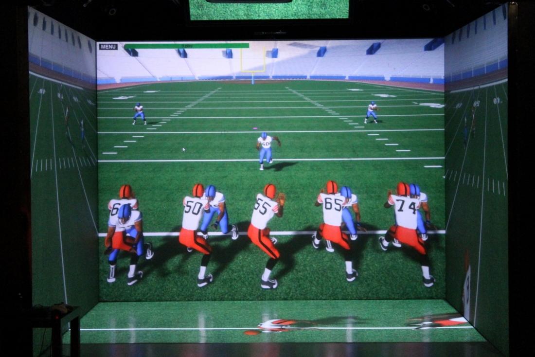 STRIVR Gears Up VR For 2016 NFL Season