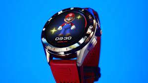 super mario limited edition smartwatch