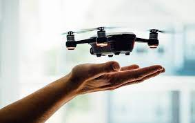 Fitness Drone