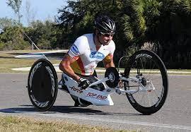 paralympics bike