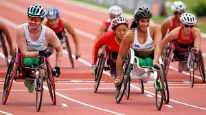 paralympics wheelchairs