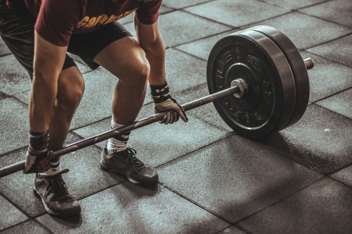 weightlifting wearable